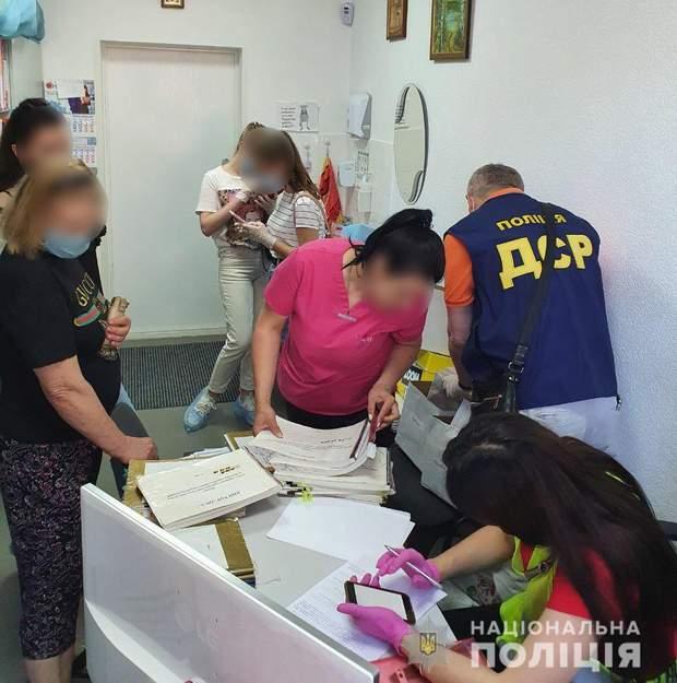 Обшуки, Харків, аптеки, лікарні, ліки, розкрадання