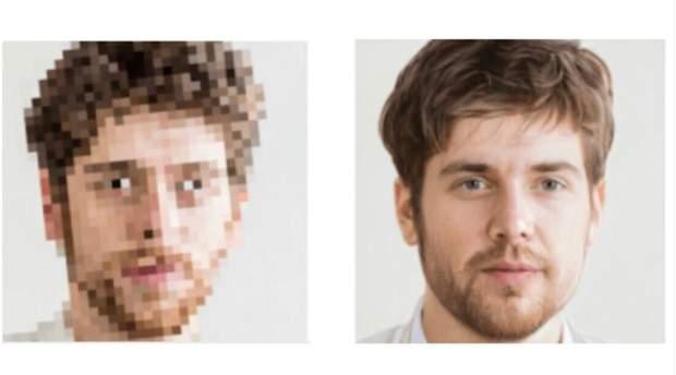 Штучний інтелект генерує якісне фото людини із розмитого