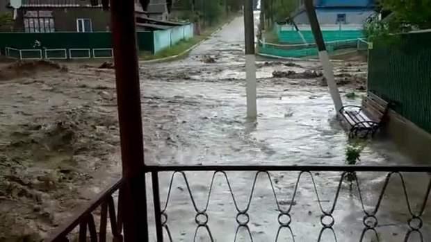 У місті Рені та навколишніх селах розмиті дороги, затоплені будинки
