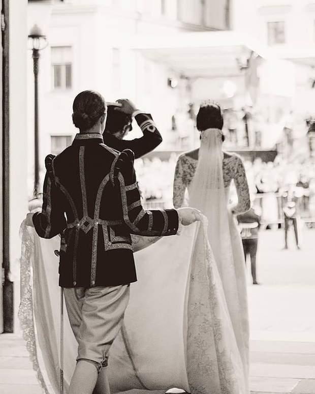 Королівське весілля у Швеції
