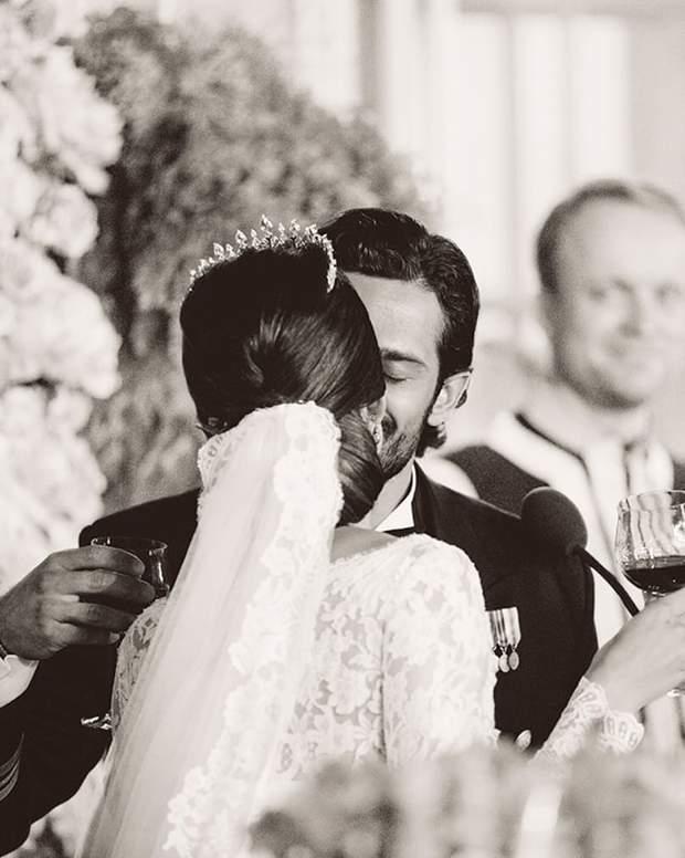 Принц Карл Філіп та Софія на святкуванні весілля