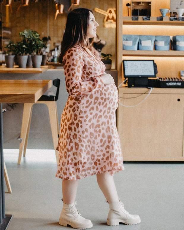 вагітна джамала