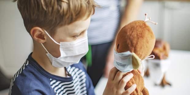 Діти часто стикаються з коронавірусами