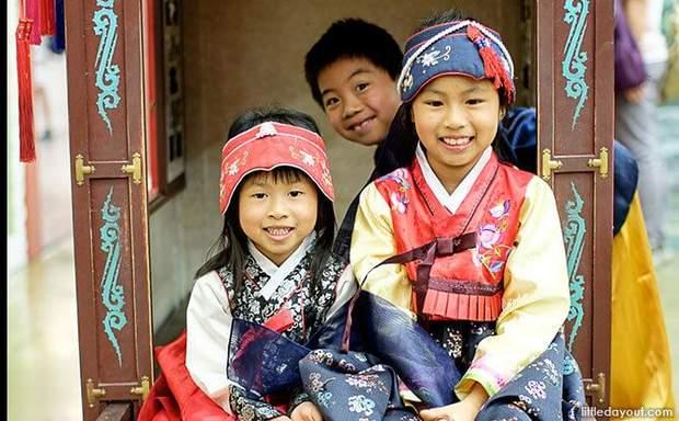 Діти у Південній Кореї