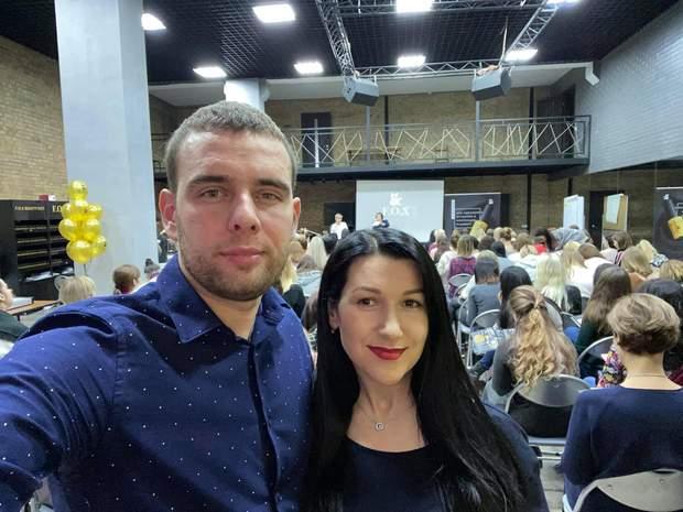 Сергій Шелест та Тетяна Скорнякова