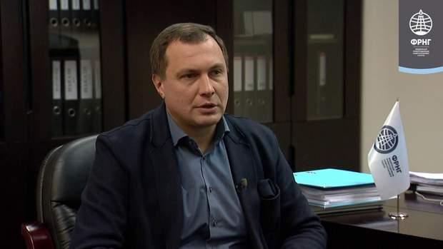 директор з енергоефективності та управління майном Віталій Щербенко