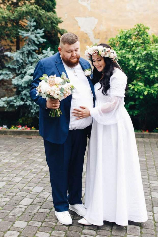 Володимир Жогло стане батьком