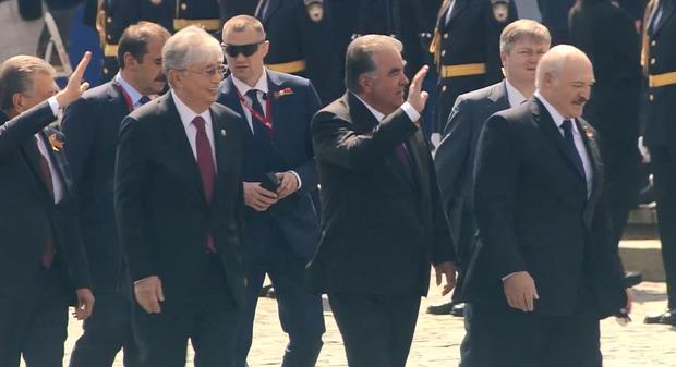Кто приехал к Путину на парад в Москве из мировых лидеров: список