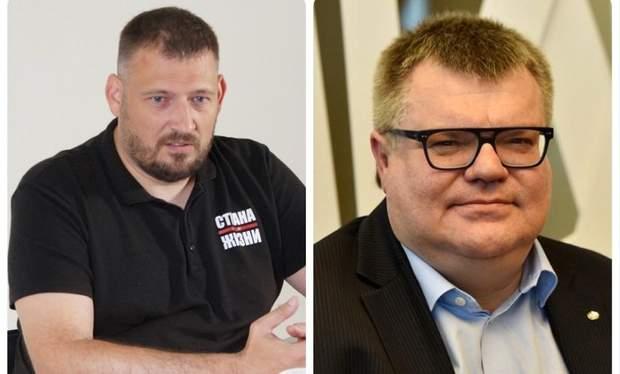 Кандидати у президенти Тихановський та Бабарико
