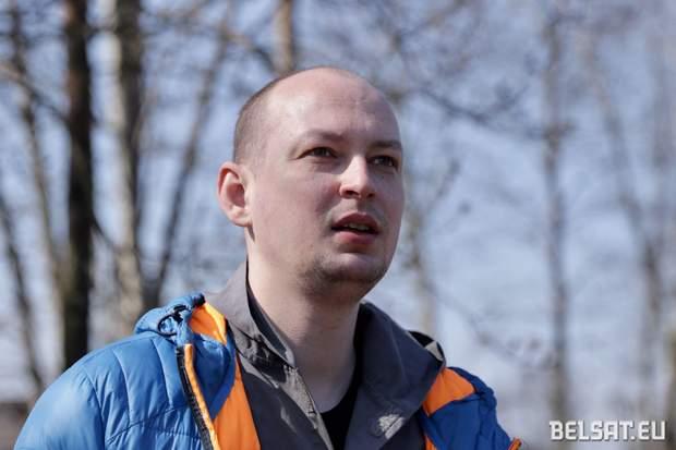 Опозиціонер Едуард Пальчіс / Фото Belsat