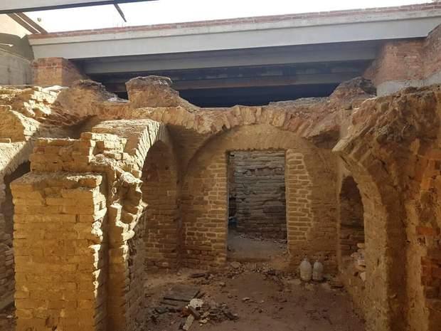 Підземні укріплення рівне