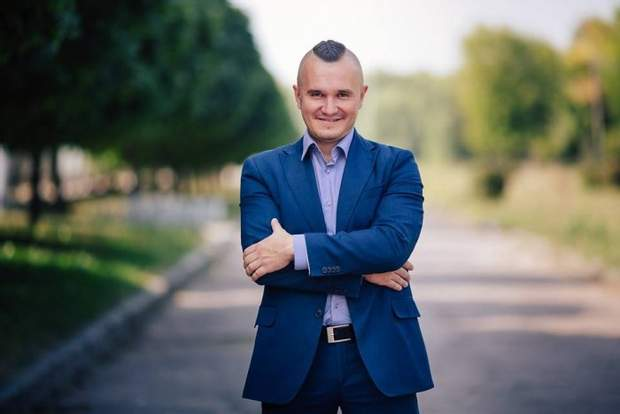Тарас Максименко, начальник управління культури і туризму Рівненської міської ради