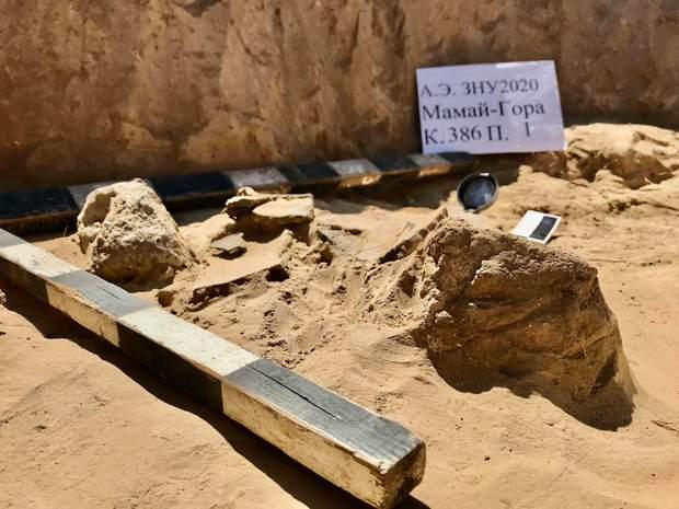 Археологи нашли под Запорожьем уникальные сокровища скифов: интересные фото
