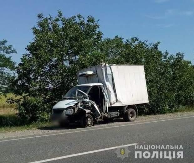 дтп одеська область 18 липня