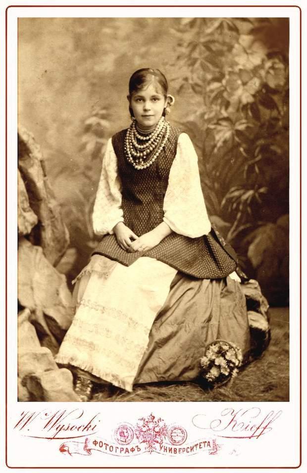 Людмила Старицька-Черняхівська, 1882 рік