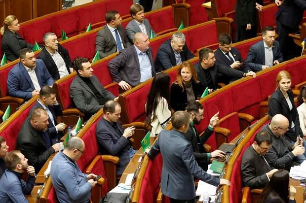 депутати заборонили забирати заствлене житло