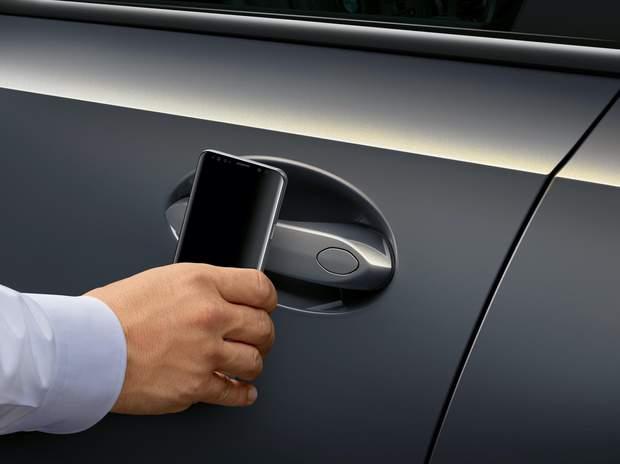 BMW Digital Key