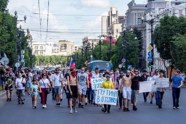 протести в білорусі і росії