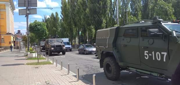 мінування в Києві