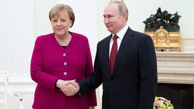 меркель путін протести в білорусі