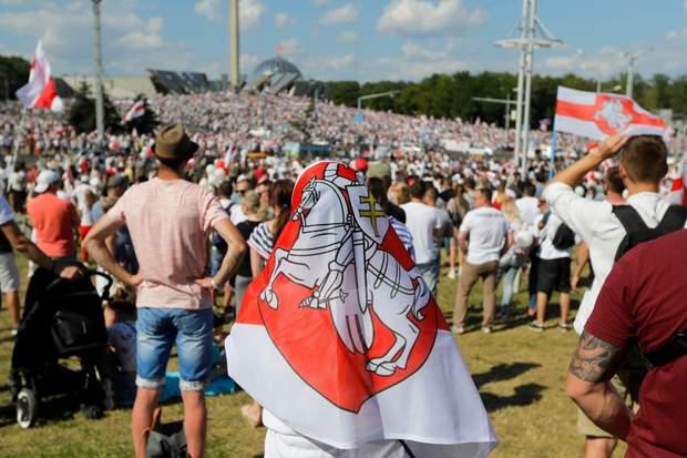лукашенко протести білорусі