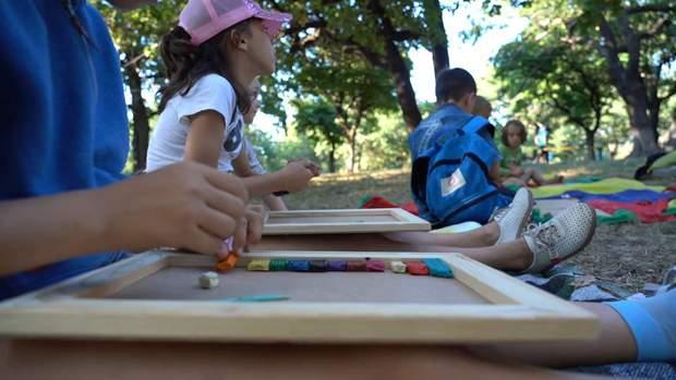 Арттерапія для дітей