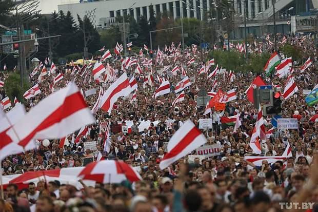 Раскол белорусской 'оппозиции': победит ли протест в Беларуси