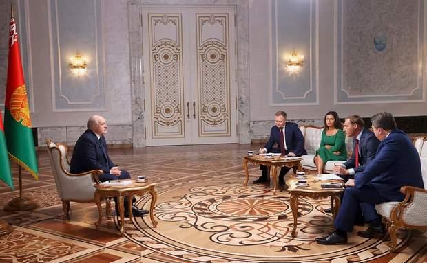 лукашенко російські пропагандисти