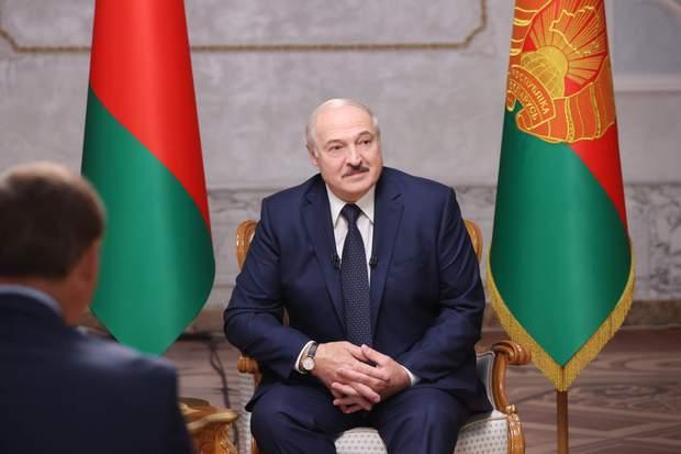 Олексаедр Лукашенко
