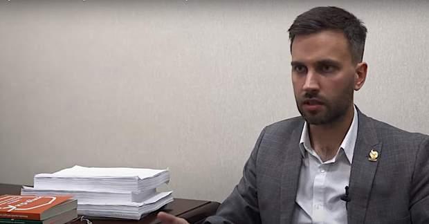 Артем Бондаренко, адвокат Бондаренко про плівки Деркача