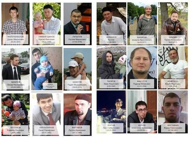 От 10 до 24 лет: россияне огласили окончательный приговор сразу 19 крымчанам