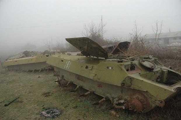 Азербайджанська військова техніка