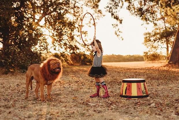 Діти та цирк