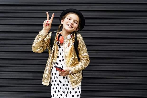 Дитяча мода