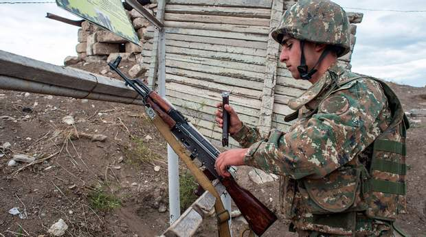 війна між вірменією та азербайджаном