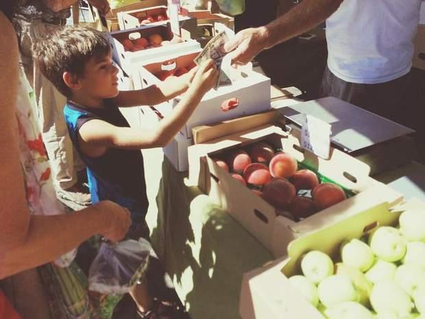 Варто дітей відправляти за покупками