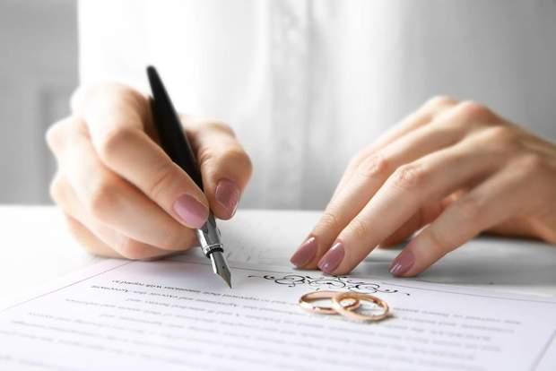 Шлюбний договір