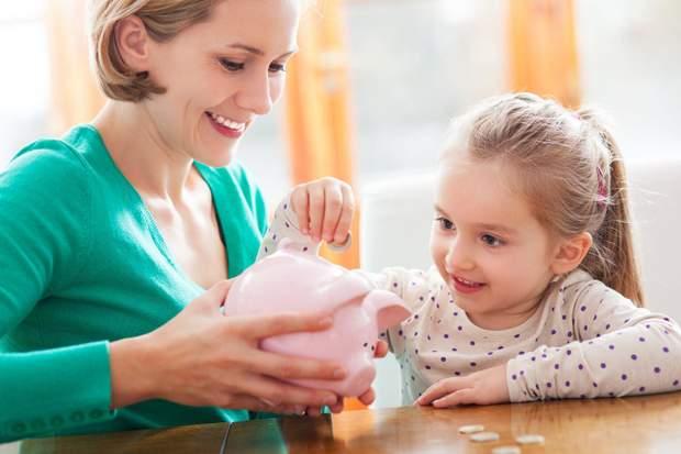 Діти та гроші