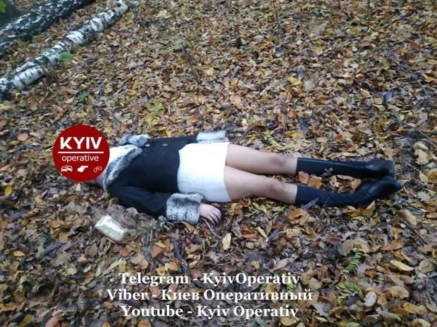 вбивство дівчини в Києві