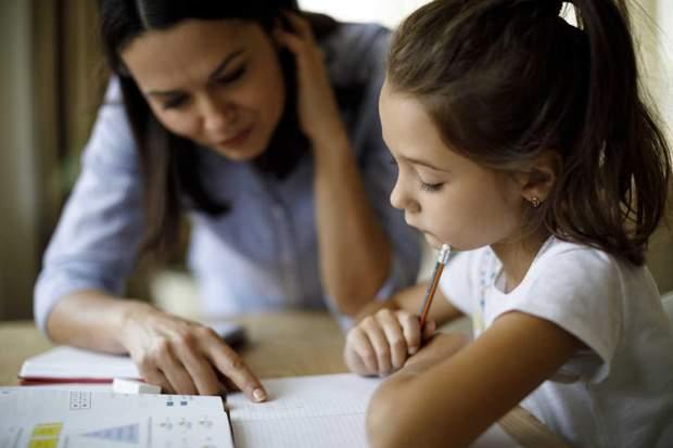 Виконання домашнього завдання з батьками