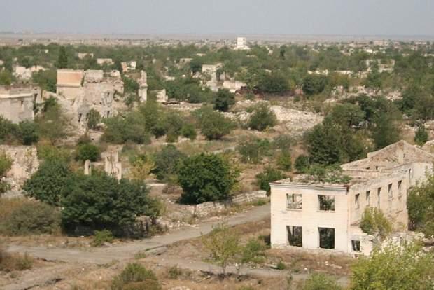 Агдам, Нагірний Карабах, Азербайджан