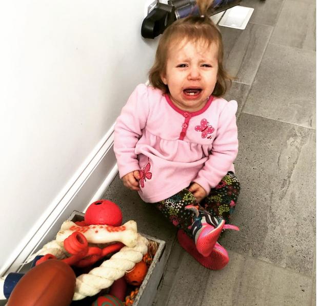 Чому моя дитина плаче