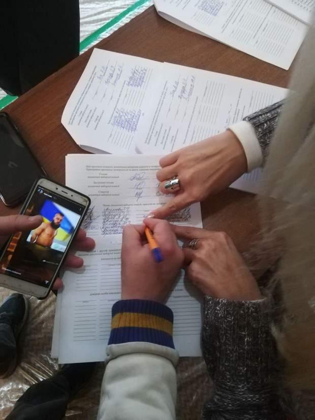 порушення на виборах мера Чернівців