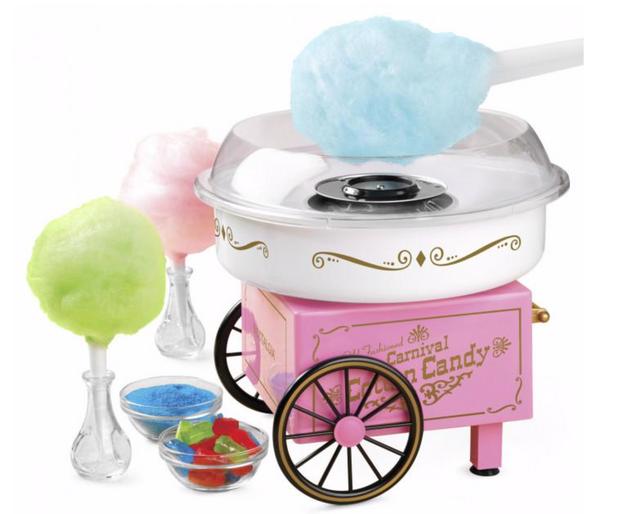 Апарат для солодкої вати