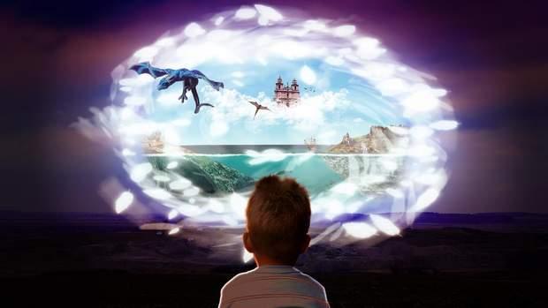Дитячі фантазії