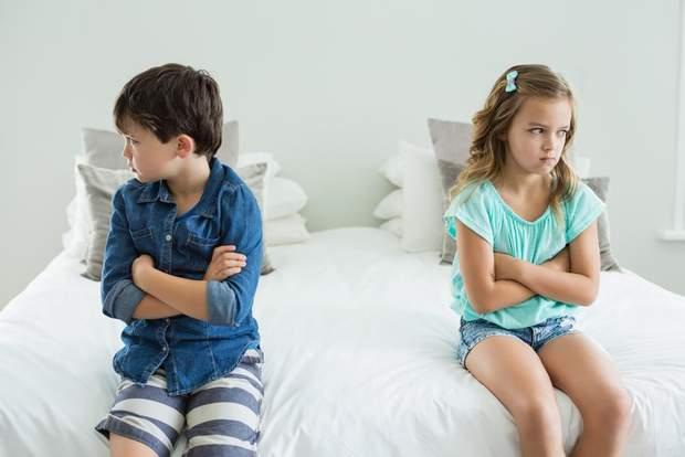 Суперництво між дітьми