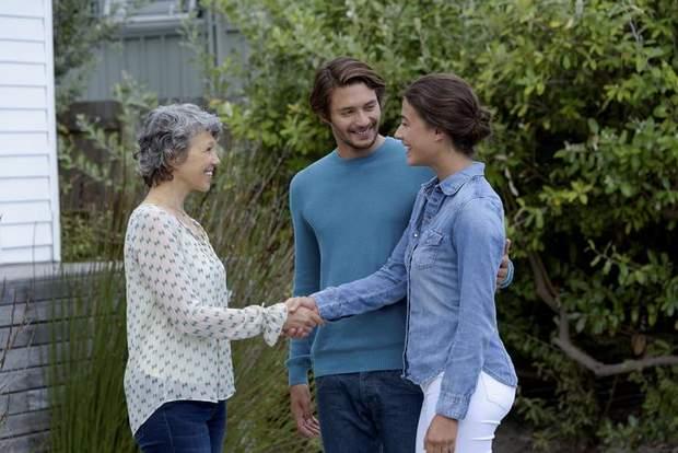 Знайомство з батьками