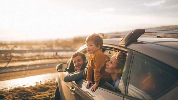 Сімейна подорож