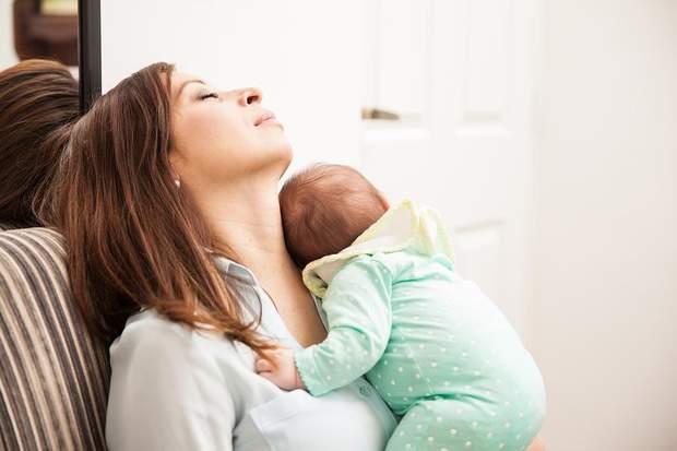 Мама та дитина