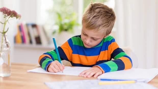 Робочий простір для дитини